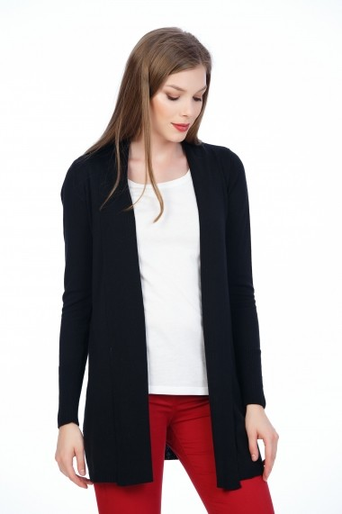 Cardigan BE YOU 0672negru Negru