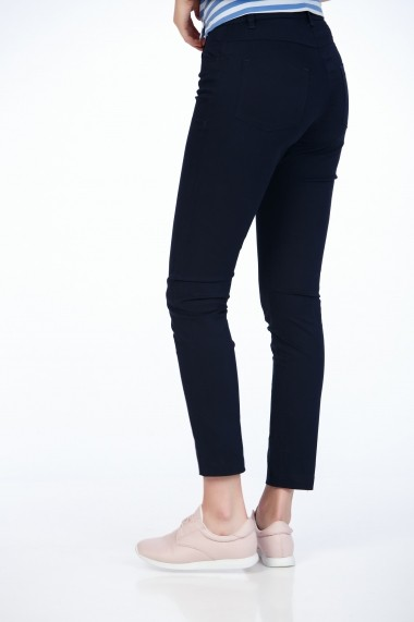 Pantaloni skinny BE YOU 3315 Bleumarin