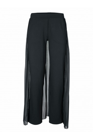 Pantaloni drepti ASHLEY BROOKE by Heine 69699949 negru