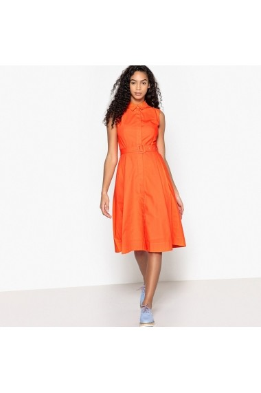 Rochie La Redoute Collections GEH146_Rouge Rosu
