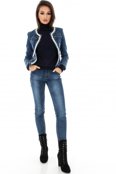 Sacou Roh Boutique din blug - JR344 denim