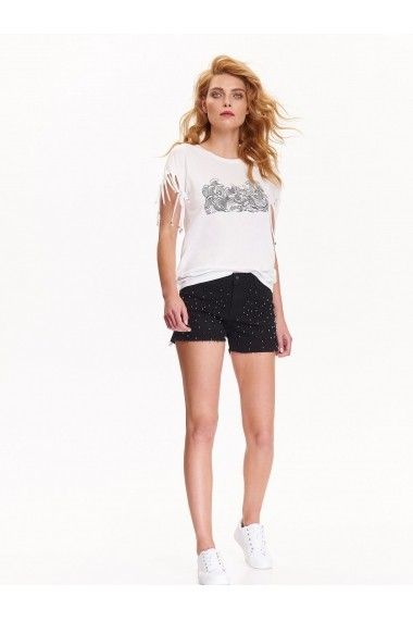 Tricou Top Secret TOP-SPO3311BI alb