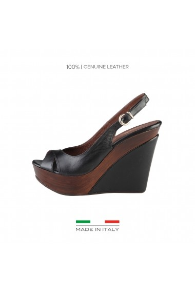 Sandale Made in Italia ALMA_NERO negru - els