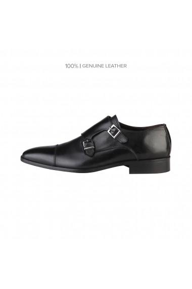 Pantofi Versace 1969 GREGOIRE NOIR-BORDO