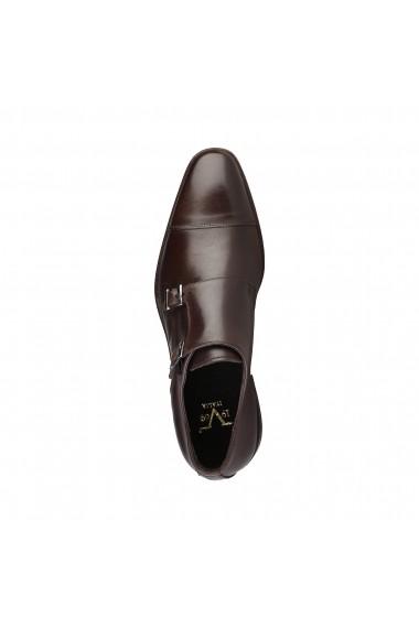 Pantofi Versace 1969 GREGOIRE TDM-BORDO