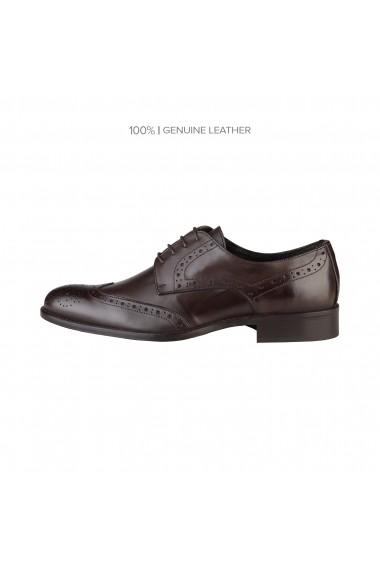 Pantofi Versace 1969 MARC TDM-BORDO