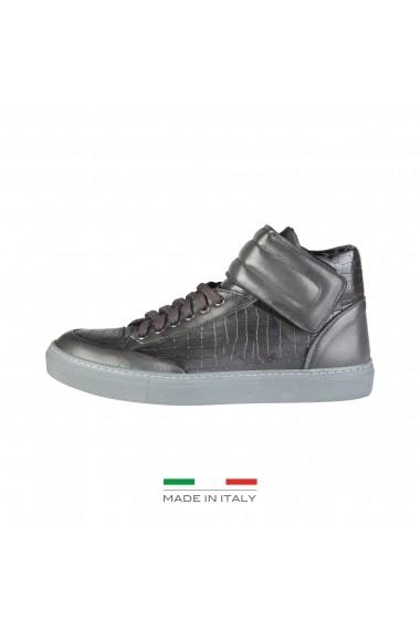Pantofi sport Versace 1969 NORBERT GRIGIO