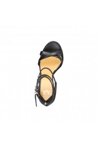 Sandale Versace 1969 CAROLINE NERO