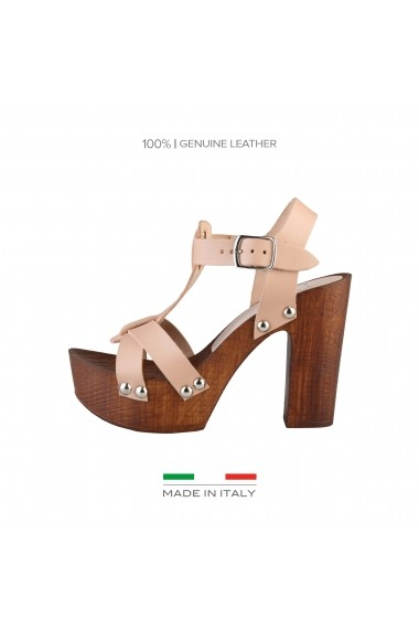 Sandale Versace 1969 LUCIENNE NUDE