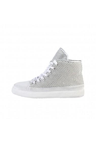 Pantofi sport Woz DM1522 BIANCO