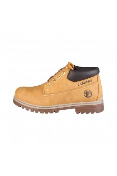 Ghete Carrera Jeans ONTARIO CHUKKA CA621113G 01NBK-Tan