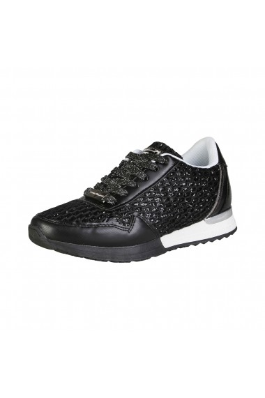 Pantofi sport Laura Biagiotti 246_METAL_BLACK negru