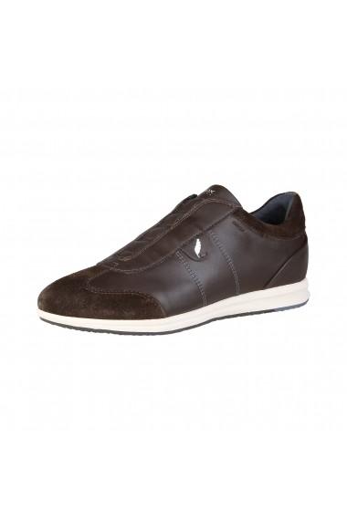 Pantofi sport Geox D44H5C_0KB22_C6009_COFFEE