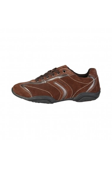 Pantofi sport Geox D1320F_00022_C6005_CHOCOLATE