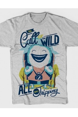 Tricou THE CALL OF THE WILD
