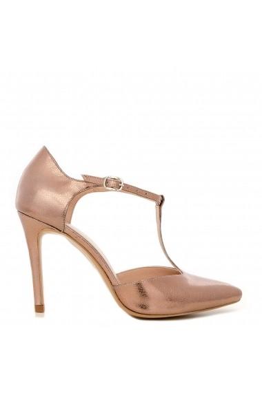 Pantofi cu toc CONDUR by alexandru din print aramiu