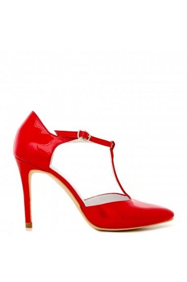 Pantofi cu toc CONDUR by alexandru din lac rosu cu toc inalt