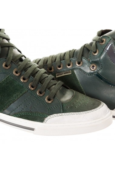 Pantofi sport pentru barbati marca Antony Morato MMFW00141AF020001-VERDESCURO
