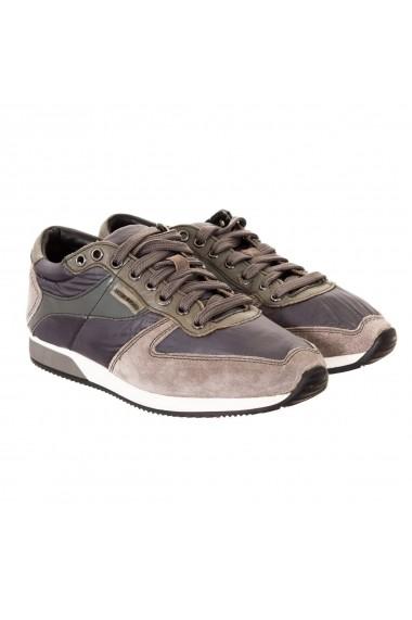 Pantofi sport pentru barbati marca Antony Morato MMFW00161AF020001-GRIGIO