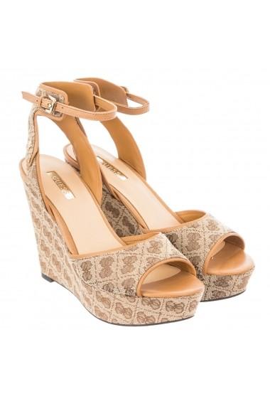 Sandale Pentru Femei Marca Guess Fl2hhifal03-beibr - Els