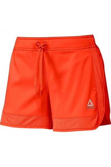 Pantaloni scurti pentru femei Reebok  Workout Ready Woven Mesh Details W BK4969