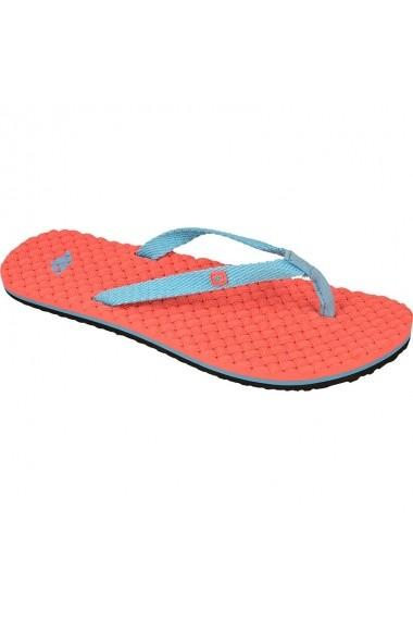 Papuci pentru femei 4f  W C4L16-KLD003 koralowe