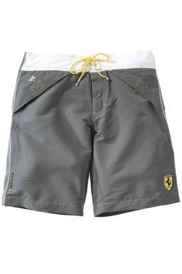 Bermude Ferrari SF gri, preturi, ieftine