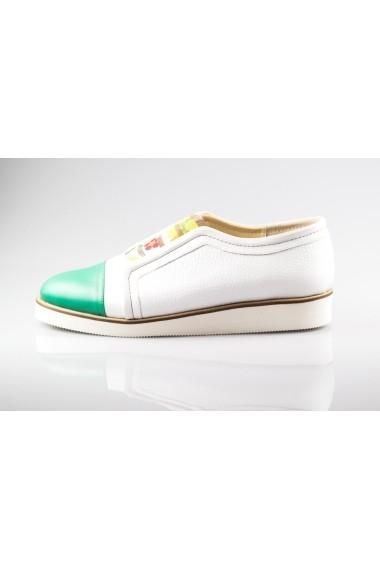 Pantofi pentru femei Thea Visconti multicolori cu talpa ortopedica