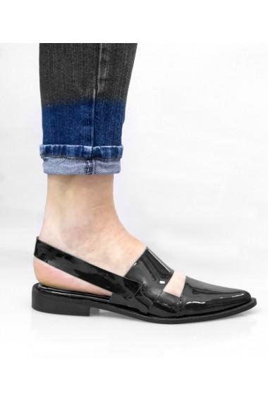 Sandale pentru femei Thea Visconti decupati cu barete late