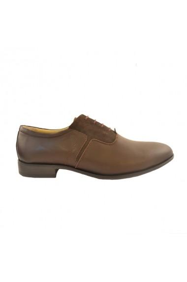 Pantofi pentru barbati marca Mopiel maro