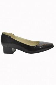Pantofi pentru femei Mopiel din piele naturala lacuita
