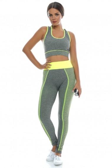 Compleu Roh Boutique sport - TR149 gri verde