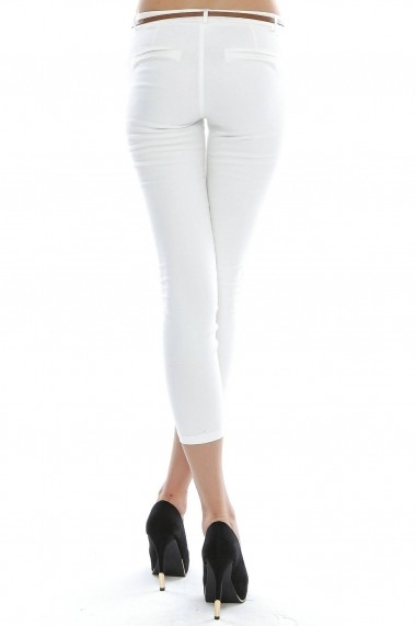 Pantalon Roh Boutique office - TR160 crem