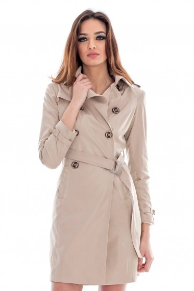 Trench Roh Boutique clasic - JR230 bej