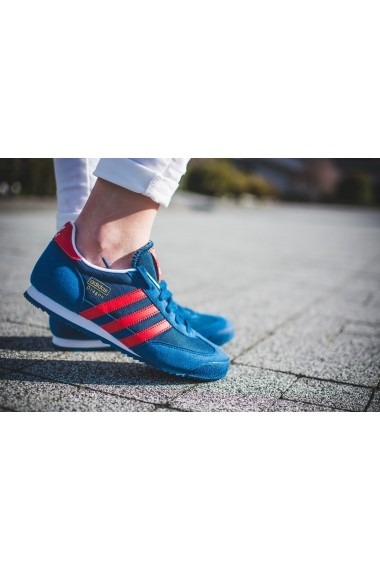 Pantofi sport pentru femei Adidas Dragon J