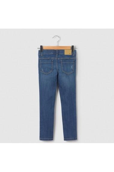 Jeansi fete ABCD`R LRD-7537000 albastru