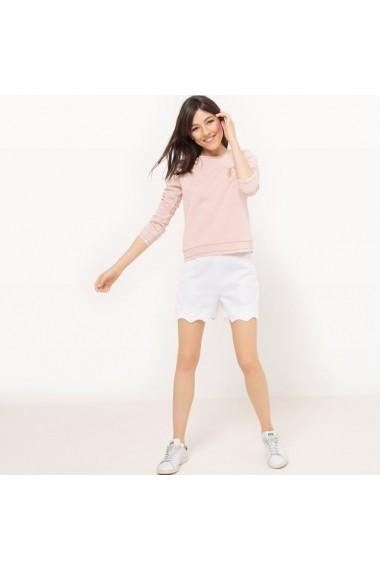 Pantaloni scurti MADEMOISELLE R 5997763 Alb