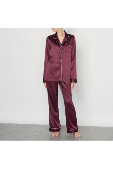 Pijama Louise Marnay 6810616 bordo