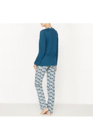 Pijama LOUISE MARNAY 5054664 Albastru