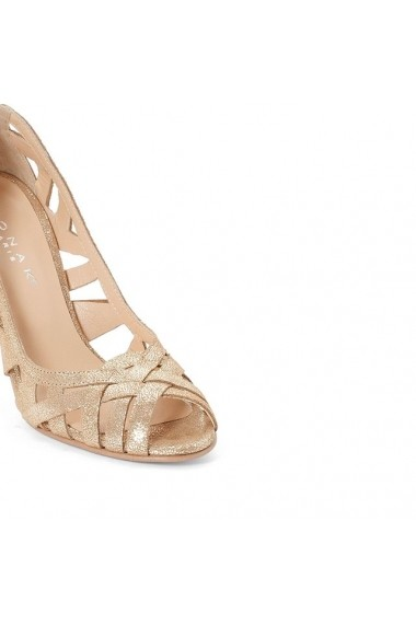 Pantofi cu toc JONAK 4991001 Auriu
