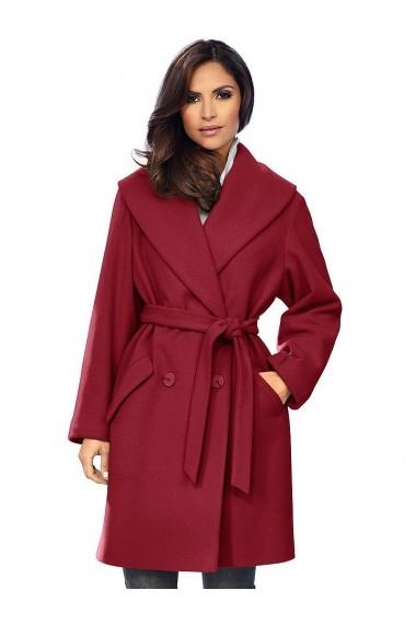 Palton Ashley Brooke 036304 rosu
