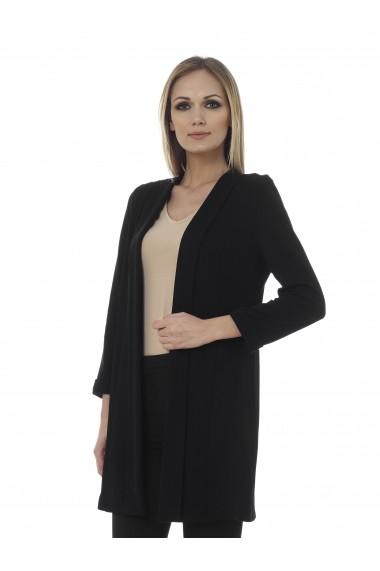Cardigan Maya Zanotti 5005 negru