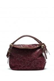 Geanta Mangotti Bags 843 bordo