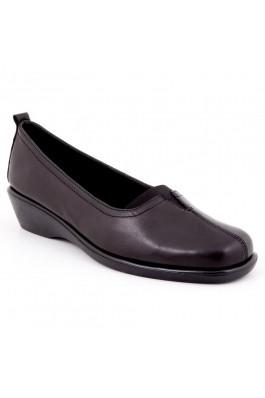 Pantofi Flexx negri cu talpa joasa