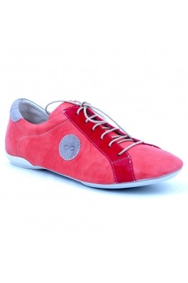 Pantofi casual OTTER rosii