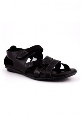 Sandale barbati OTTER negre BK1701699