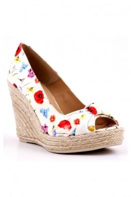 Sandale GEOX flori DTD22V6P9