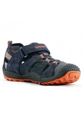 FashionUp! - Sandale GEOX navy pentru copii - COPII, Incaltaminte