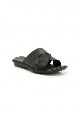 Papuci barbati CLARKS negri BKVINECAL, preturi, ieftine