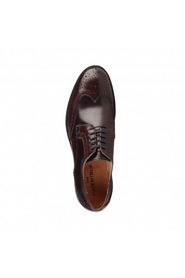 Pantofi Made in Italia RENZO_BORDO